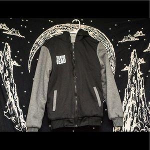 Other - The walking dead fuzzy winter jacket